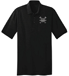 Port & Company Blend Jersey Knit Polo